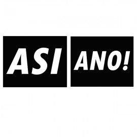 Nálepky č.2 - ASI ANO
