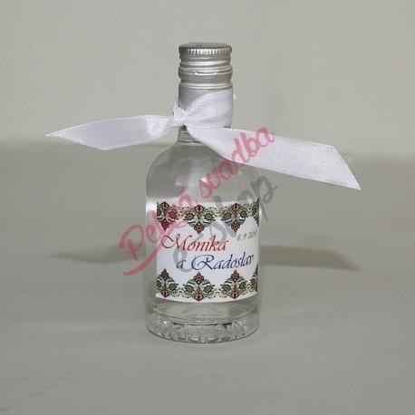 Etikety na maličké flaštičky
