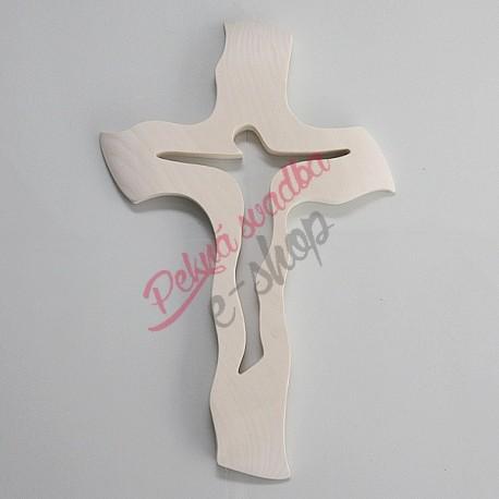 Svadobný kríž 28x18 cm A 18