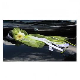 Výzdoba na svadobné auto č. 11