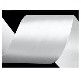 Stuha 50 mm biela
