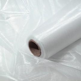 Organza biela 16 cm