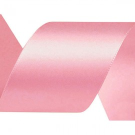 Stuha 50 mm svetlo ružová