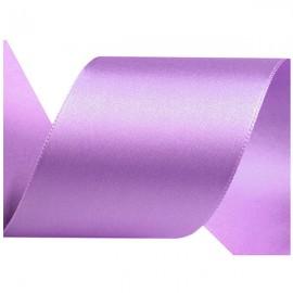 Stuha 50 mm levandulová -lilavá