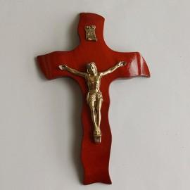 Drevený kríž 20x13 cm - A 39SV
