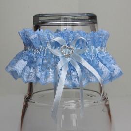 Modré podväzky